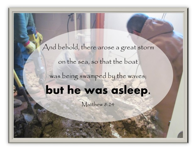 Matthew 8.24